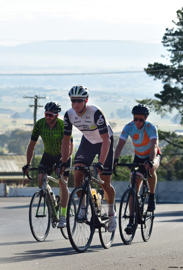 Local star Mark Renshaw joined us for a lap around The Mount Panorama circuit.