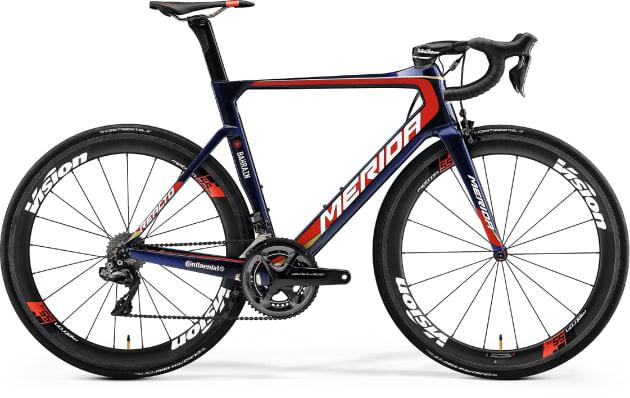 Merida Unveil Latest Reacto Days Out From Tour de France ...
