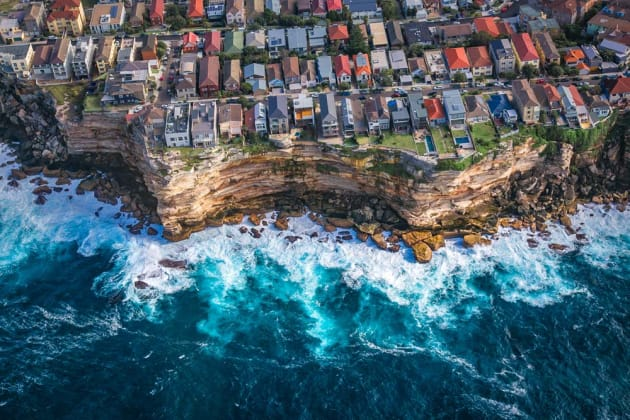 'Bondi From Above' by Rune Svendsen