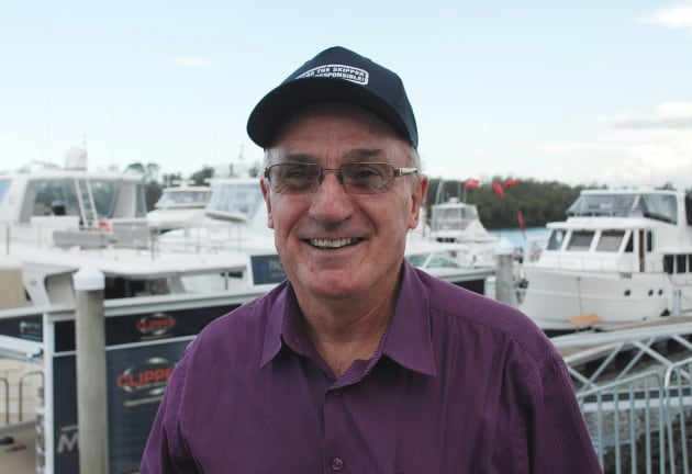 """There's a future in the marine industry, always has been, always will be."" - Sam Allen"
