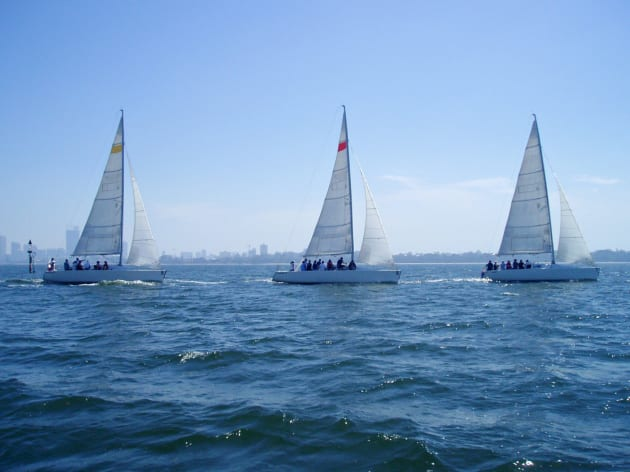 The Festival of Sailing will be a unique feature of the Club Marine Perth International Boat Show.