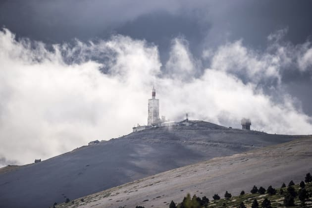Beast by name and beast by nature. Apart from the relentless gradient, wind speeds at the summit of Ventoux can top 300kph.