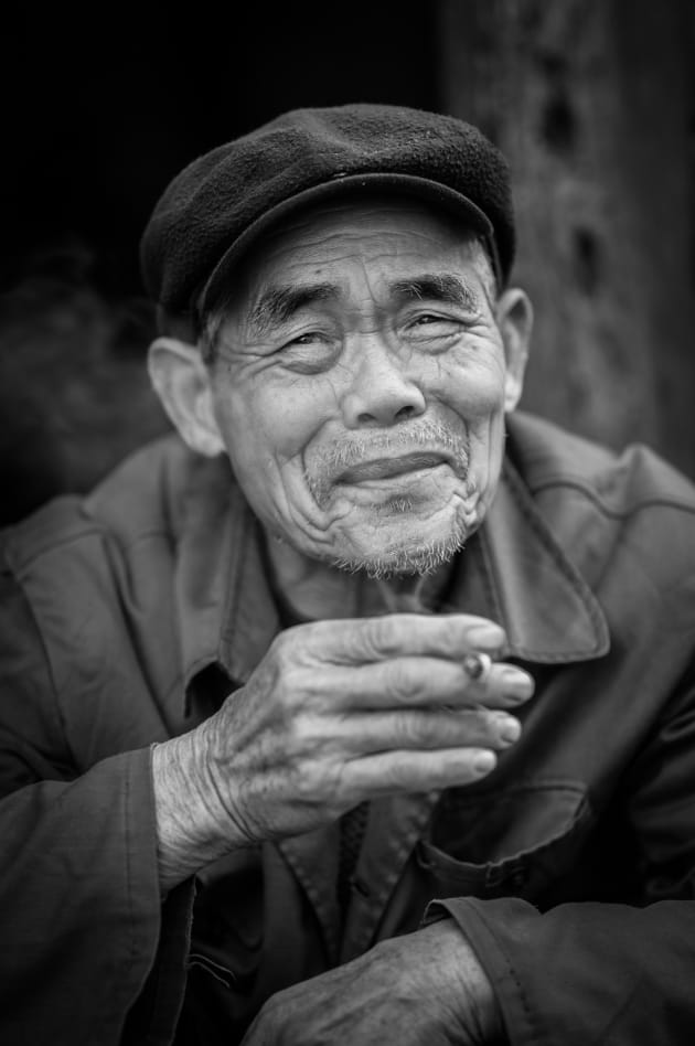 Jiuxian Village, Yangshuo, China, Leica S2, 120mm, 1/60s @ f2.8, ISO 160.