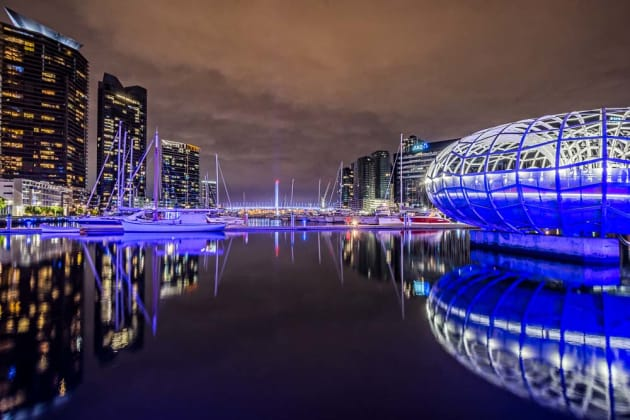 Docklands by Ben Ashford