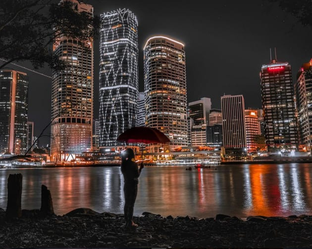 Kangaroo point by @gabrold