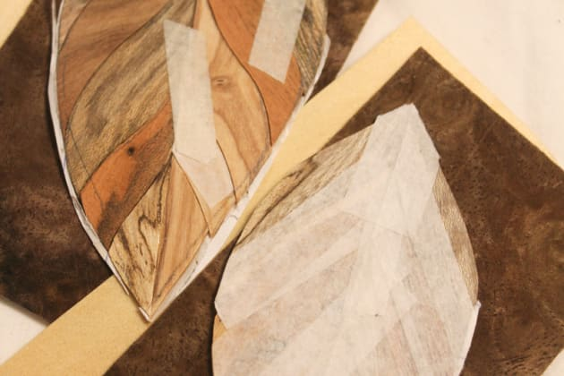 laying-up-veneers-for-marquetry-leaves1