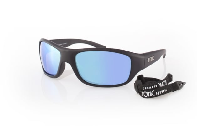 Tonic Eyewear mirror frame polarised sunglasses