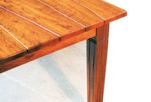 River Lines Outdoor Table