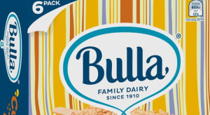 Bulla aims for nostalgia with custard tart ice cream