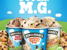 'If it's not pun, why dough it' Ben & Jerry's campaign via PHD and Bastion Banjo