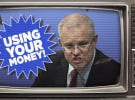 Labor spoof video takes aim at taxpayer-funded ads