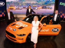 Foxtel signs Supercars for five years