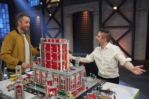 Lego Masters tops MKR Grand Final on debut, draws 1.37m