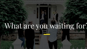 Ray White asks Australians 'What are you waiting for?'