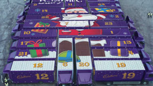Ogilvy reveals first work for Cadbury with Christmas push