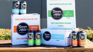 Northern Rivers based marketing agency redesigns packaging for local craft brewery