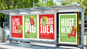 Kellogg's launches first locally created outdoor campaign for Pringles