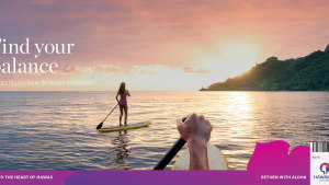 Hawaiian Airlines call on ANZ travellers to Return to Aloha