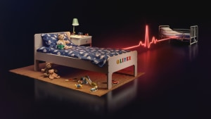 HeartKids launch 'Things can change in a heartbeat' via DDB Sydney