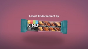 KIND embraces kind influencers