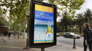 Summer Bright Lager encourages Aussies to hit the beach
