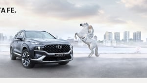 Innocean's new team launches first work for Hyundai's Santa Fe