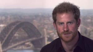 Athletes and Prince Harry star in moving Invictus spot