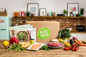 Perks for Hello Fresh customers