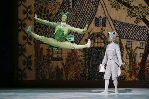 The Australian Ballet: Alice's Adventures in Wonderland