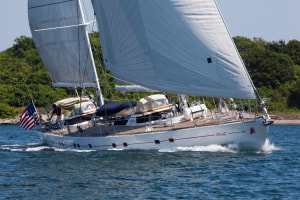 Sail the 2020 World ARC on Pacific Expeditions' 105ft (32m) superyacht Apache