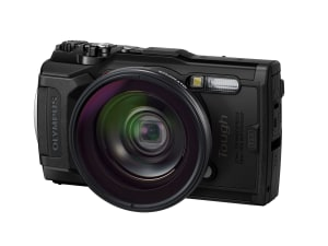 Olympus announces Tough TG-6 camera
