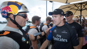 Jimmy Spithill questions Team New Zealand's America's Cup win