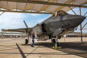 Next two F-35s touch down in Australia