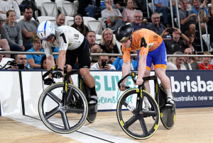 Track Cycling: 6 Day Brisbane Final Results