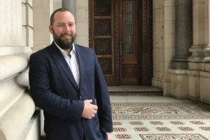 Ricky Muir running for Victorian Senate seat with Shooters, Fishers and Farmers Party