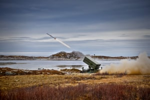 Raytheon officially taps Kongsberg for NASAMS