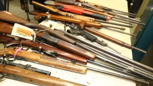 Queensland Police Property Officer Pleads Guilty to Stealing 42 Firearms