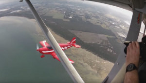 FRIDAY FLYING VIDEO: Alto Shoot