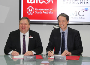 AMC partners with TAFE SA