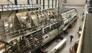 Taking shape: the remarkable Project Phi at Royal Huisman