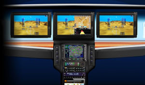 AeroVue Touch IFD debuts at AERO