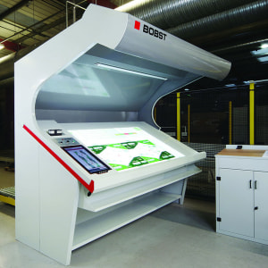 Bobst wins top industry award for innovative Digital Inspection Table
