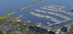 Poralu to build Burnett Heads marina