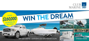 """Win the Dream"" from Club Marine"