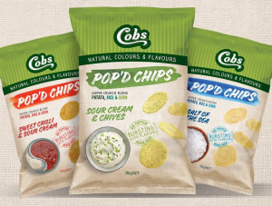 Cobs pops up new range of chips