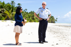 Cocos runway to be widened as Defence looks north