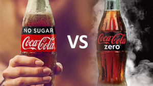 Coke Zero ousted by Coca-Cola No Sugar