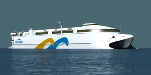 Australian shipbuilder Incat secures contract to build world's largest aluminium ferry