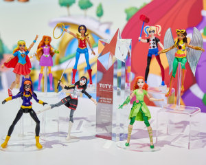 Mattel expands partnership with Warner Bros for DC