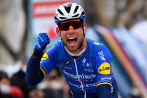 Mark Cavendish Back On Top After Stage Win In Turkey